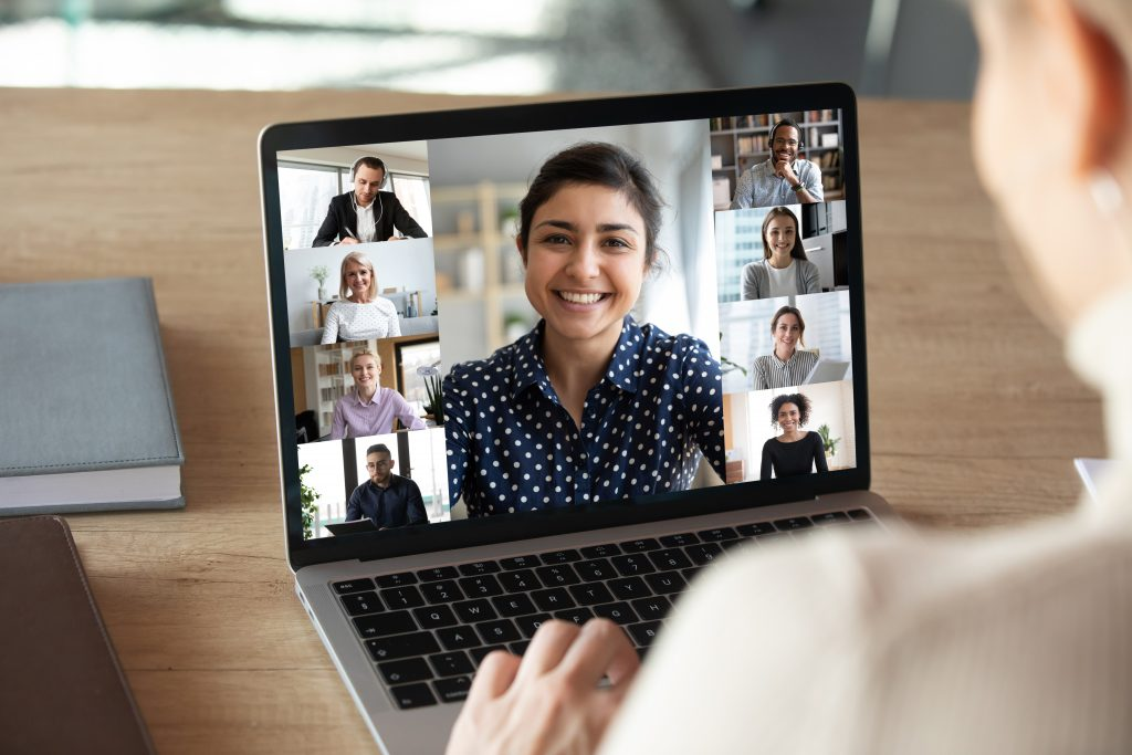 Here are 5 fun ideas for virtual events like team meetings that can help break the ice and set the table for team collaboration.